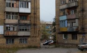 27 сентября 2017. Казахстан, Караганда.
