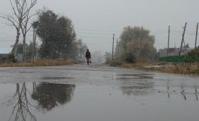 28 сентября 2017. Казахстан, Караганда.