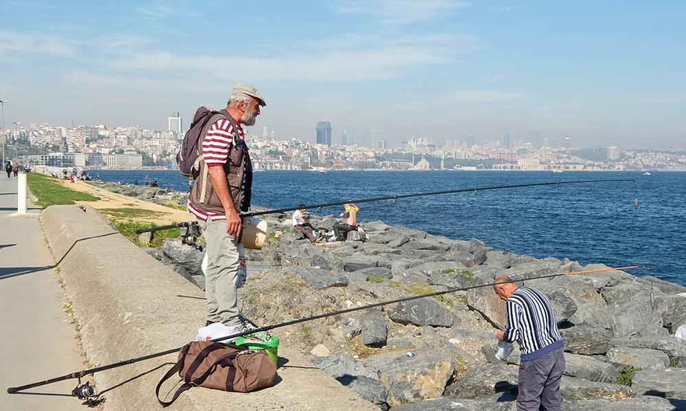 20 октября 2017. Турция, Стамбул.