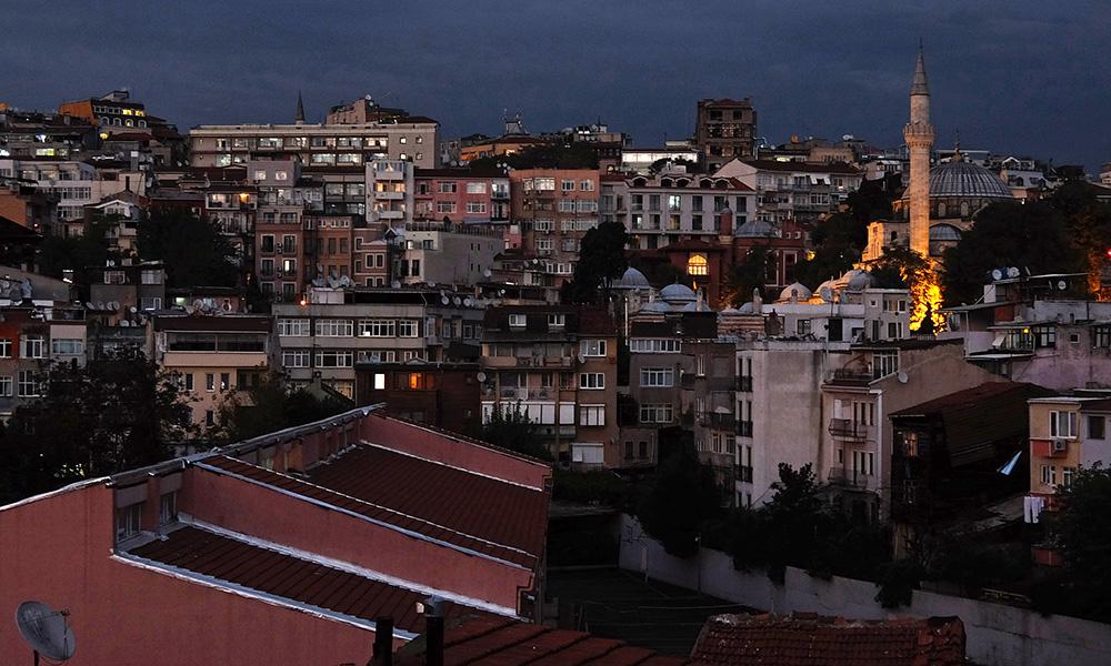 24 октября 2017. Турция, Стамбул.