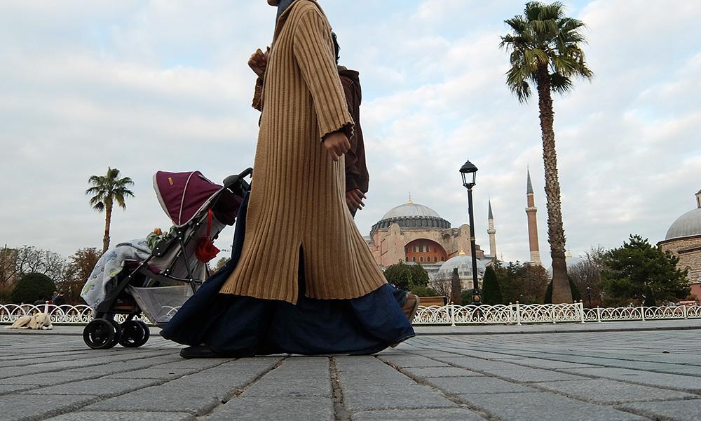 26 октября 2017. Турция, Стамбул.