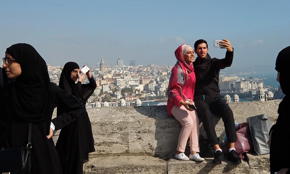 27 октября 2017. Турция, Стамбул.