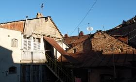 2 ноября 2017. Грузия, Тбилиси.