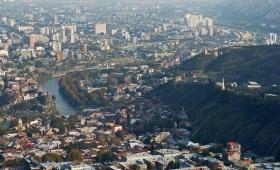 6 ноября 2017. Грузия, Тбилиси.