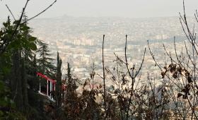 7 ноября 2017. Грузия, Тбилиси.