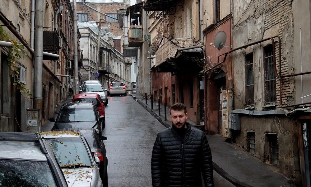 9 ноября 2017. Грузия, Тбилиси.