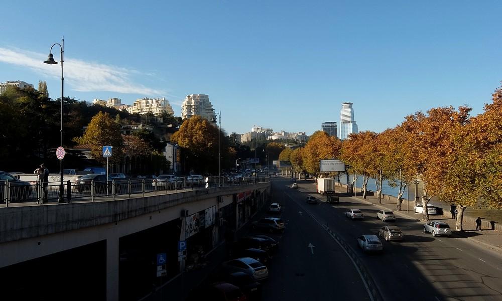 13 ноября 2017. Грузия, Тбилиси.