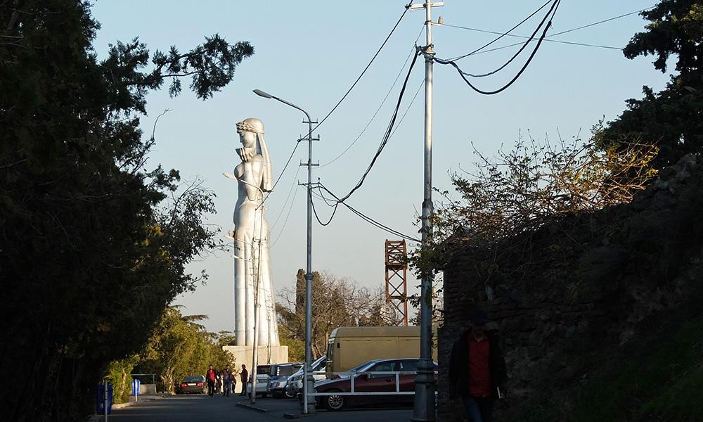 15 ноября 2017. Грузия, Тбилиси.