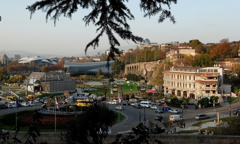 16 ноября 2017. Грузия, Тбилиси.