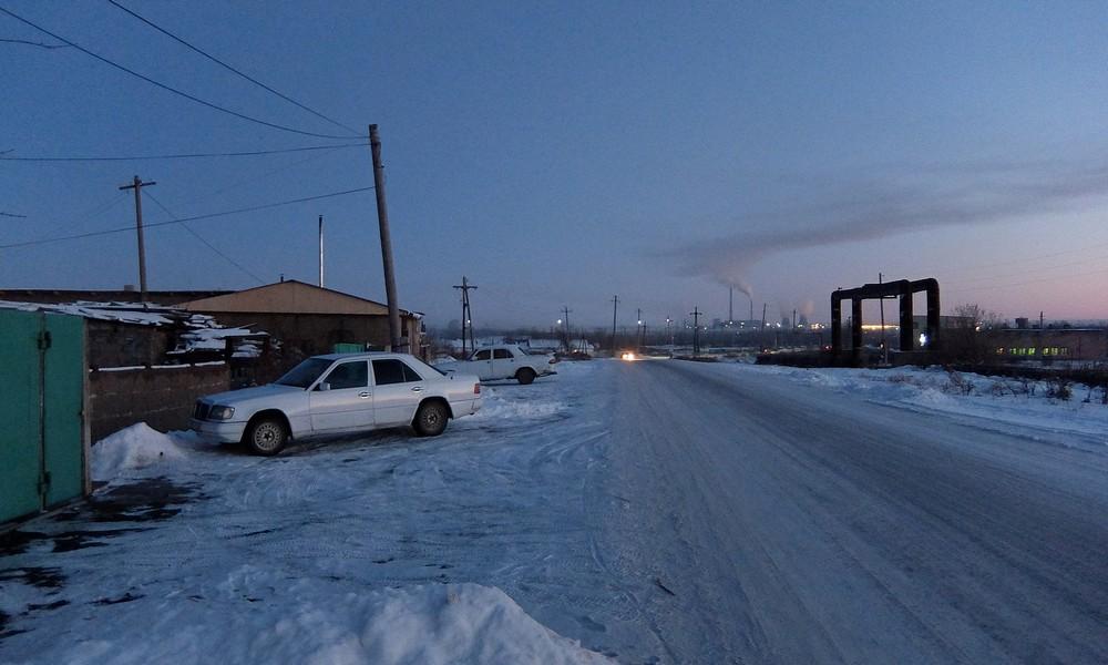 21 ноября 2017. Казахстан, Караганда.