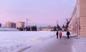 3 декабря 2017. Россия, Новосибирск.