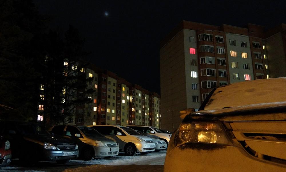 4 декабря 2017. Россия, Кольцово.