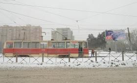 5 декабря 2017. Россия, Новосибирск.