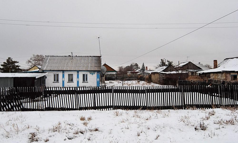 25 декабря 2017. Казахстан, Караганда.