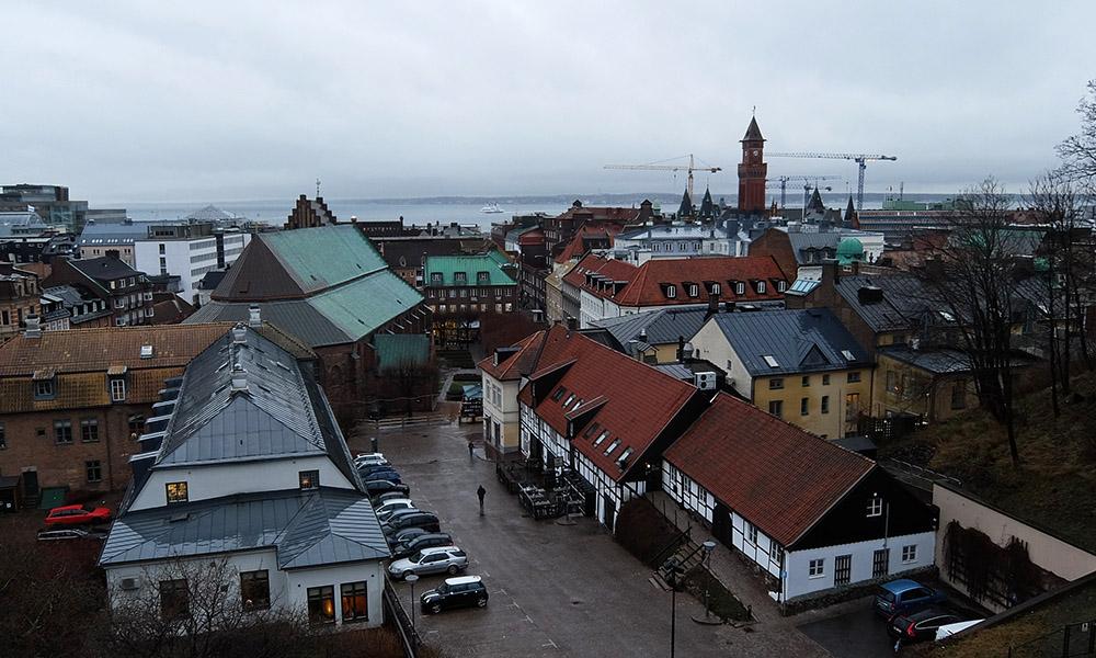 3 января 2018. Швеция, Хельсингборг.
