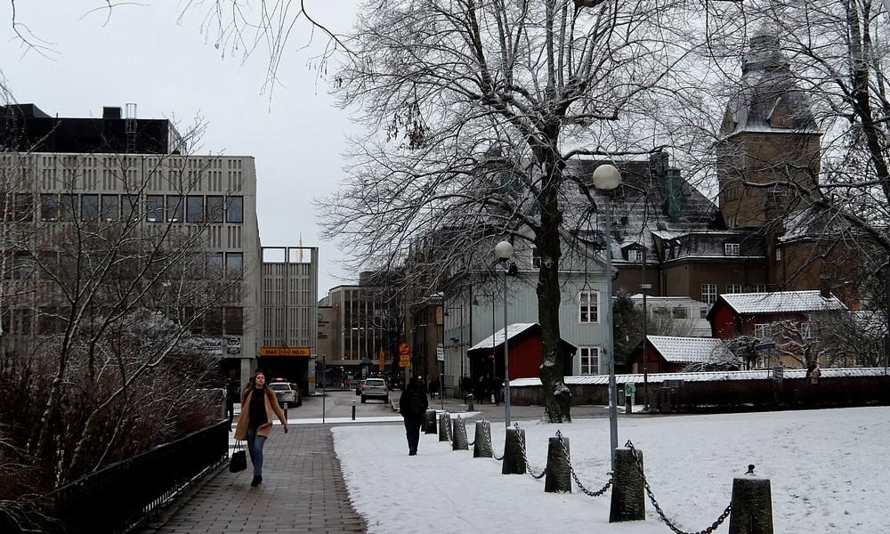 12 января 2018. Швеция, Вестерос.