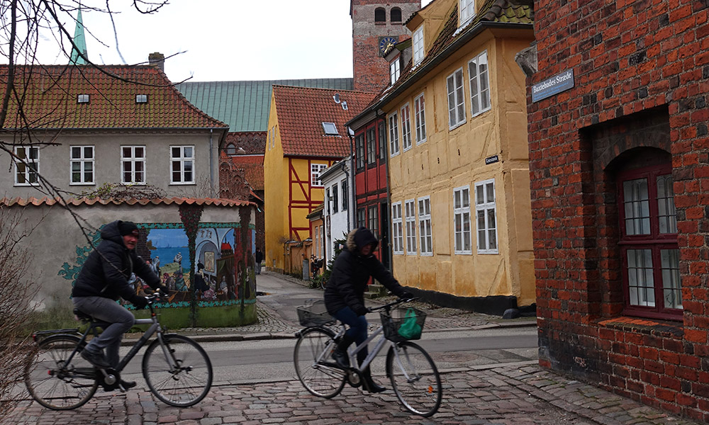 28 января 2018. Дания, Хельсингёр.