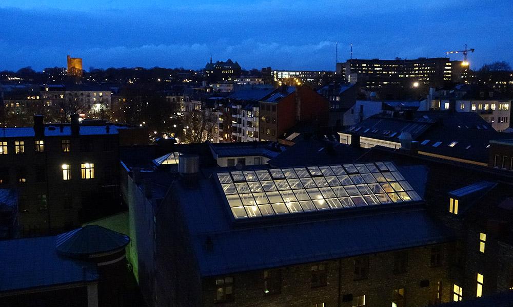 1 февраля 2018. Швеция, Хельсингборг.