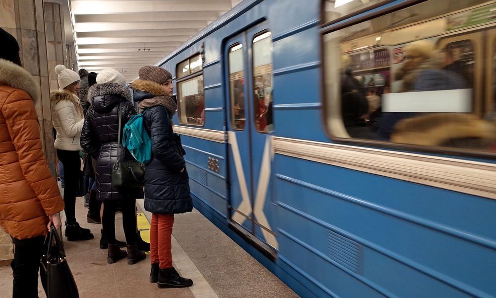 21 февраля 2018. Россия, Новосибирск.