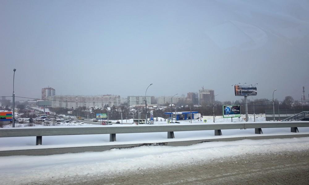 1 марта 2018. Россия, Новосибирск.